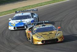 D'amico-Zaugg, Raton Racing, Lamborghini Huracan S.GTCup #108