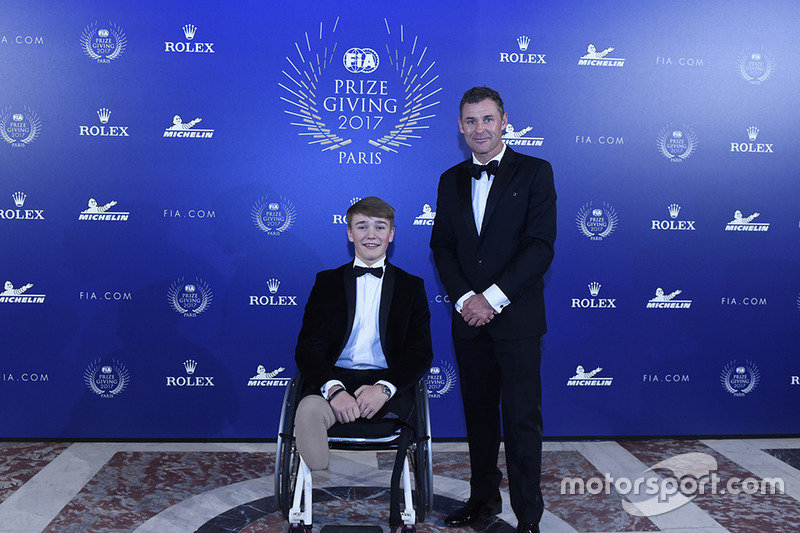 Billy Monger, Tom Kristensen