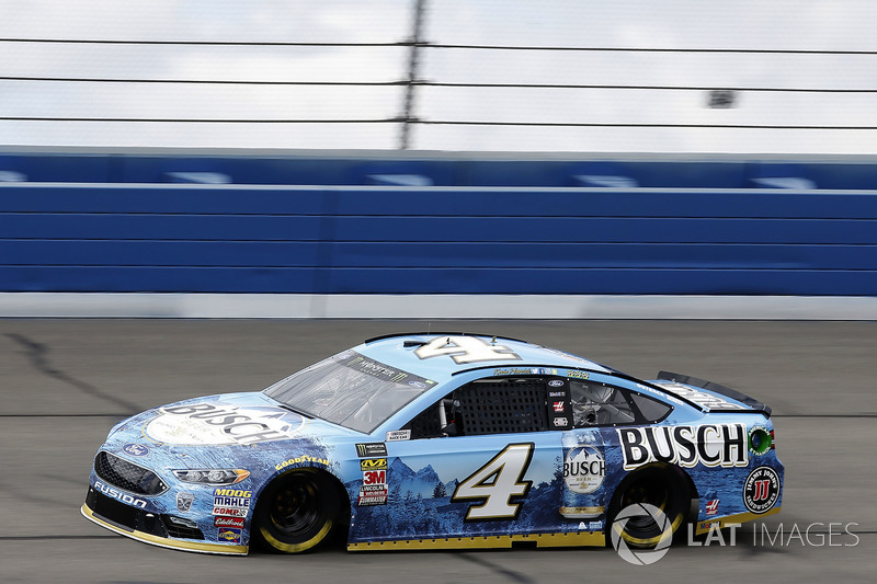 10. Kevin Harvick, No. 4 Stewart-Haas Racing Ford Fusion