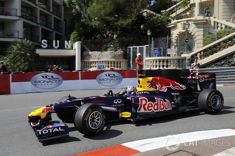 5. Red Bull RB7 - 2011