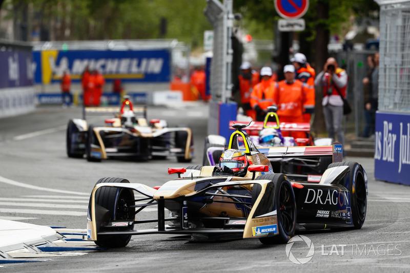 Pemenang balapan, Jean-Eric Vergne