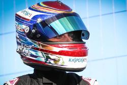 آمنة القبيسي، الفورمولا 4 الإيطالية