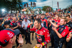 Jamie Whincup, Triple Eight Race Engineering Holden celebrate