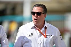 Zak Brown, McLaren Executive Director