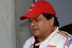 Champion team principal Dave Maraj