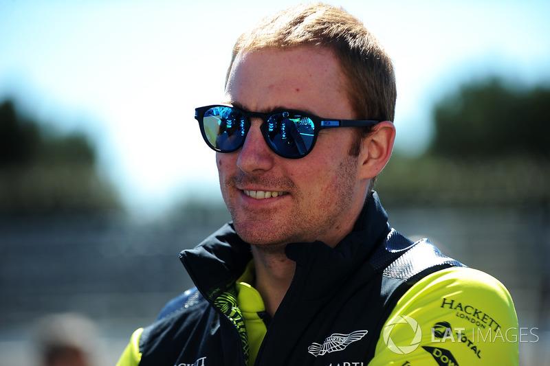 Гонщики Туринга и DTM: Максим Мартен