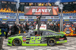 Ganador Ryan Blaney, Team Penske, Ford