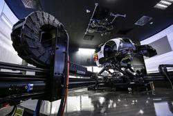 Porsche Team simulador