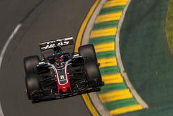 Romain Grosjean, Haas VF-18