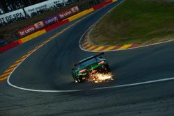 #6 Black Falcon Mercedes-AMG GT3: Hubert Haupt, Gabriele Piana, Abdulaziz Al Faisal, Manuel Metzger