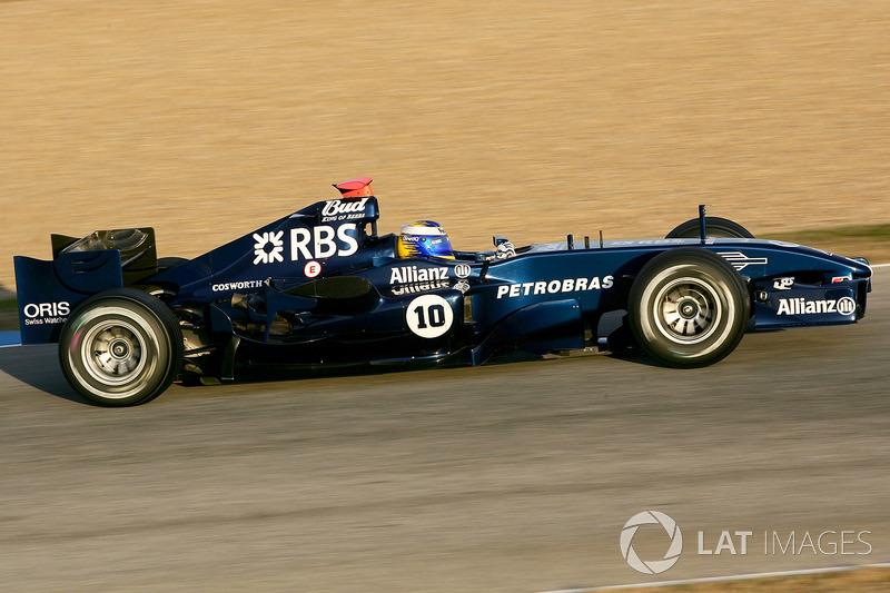 Williams – 2006 год