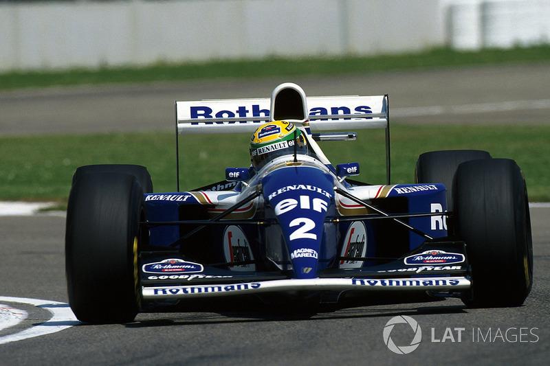 1994: Williams-Renault FW16