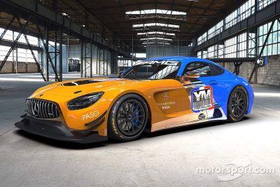 Fransa GT4: Yvan Muller Racing tanıtımı
