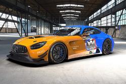 Mercedes-AMG GT4, Yvan Muller Racing