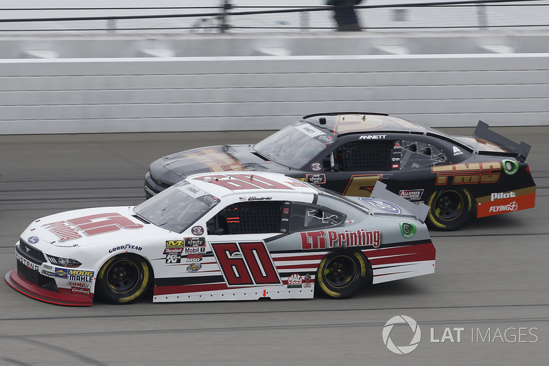 Austin Cindric, Roush Fenway Racing, Ford Mustang LTi Printing