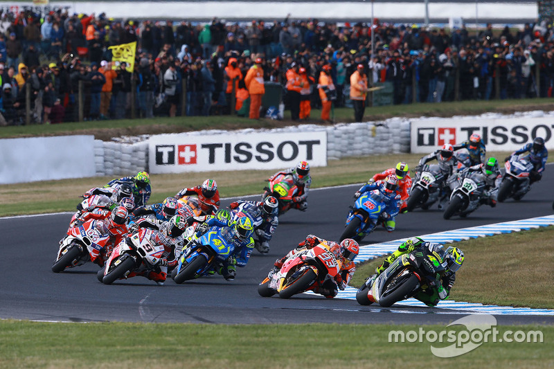 Pol Espargaro, Monster Yamaha Tech 3, Marc Marquez, Repsol Honda Team