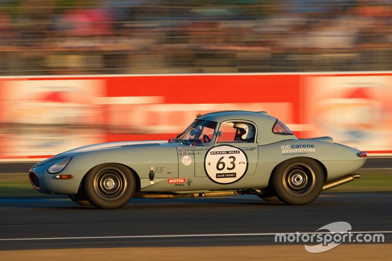 1962 Jaguar Type E