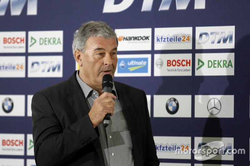Press conference: Walter Mertes, ITR