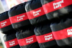 Renault Sport F1 Team, Pirelli tyres