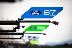 Señal de pits para el #67 Ford Chip Ganassi Racing Team UK Ford GT: Marino Franchitti, Andy Priaulx,