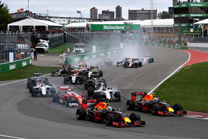 7/21: Grand Prix van Canada: P4
