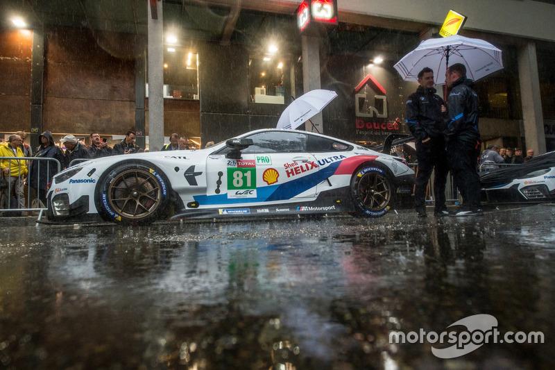 #81 BMW Team MTEK BMW M8 GTE