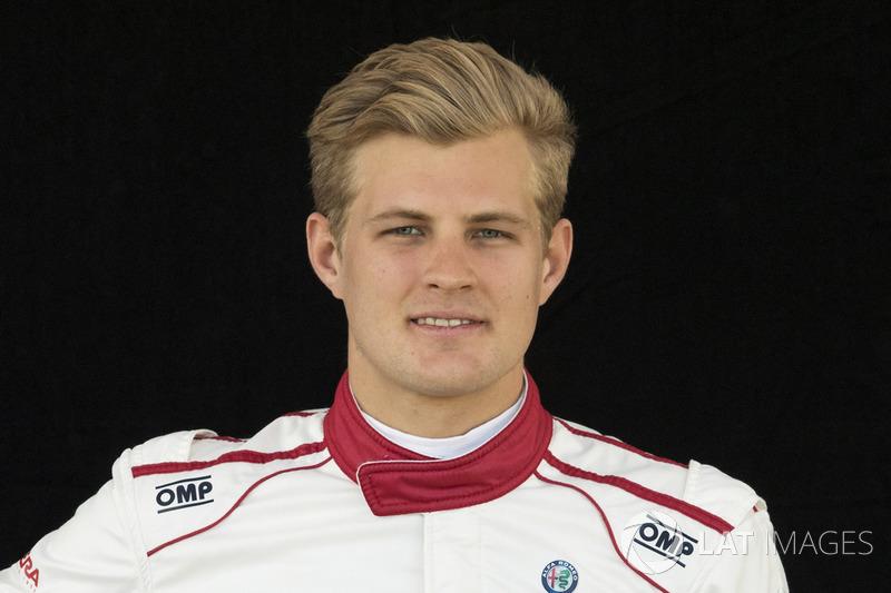 Маркус Эрикссон, Sauber