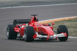 Michael Schumacher, 2006 Ferrari F1 aracı