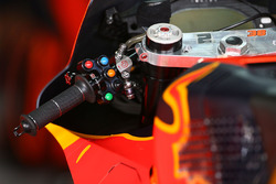 Red Bull KTM Factory Racing switch gear