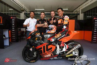 SIC Racing Team launch
