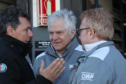 Mario Ferraris, Andreas Bellu, Markus Krug