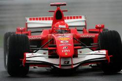 Michael Schumacher, Ferrari 248F1