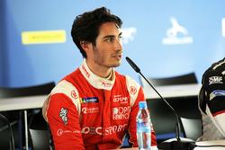 Pole position LMP2 : Paul-Loup Chatin, IDEC Sport Racing