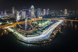 Marina Bay Street Circuit in Singapur