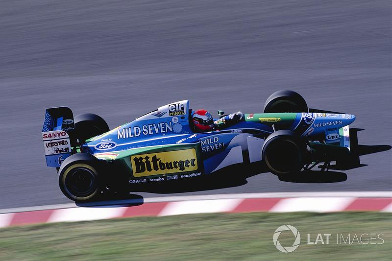 1994 – Джонні Херберт, Benetton