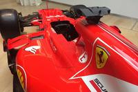 Abitacolo Ferrari SF70H