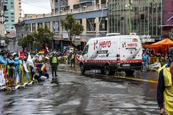 Camión Hero MotoSports