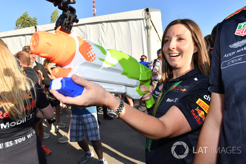 Гонки на плотах: Red Bull Racing