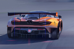 Презентація McLaren 720S GT3