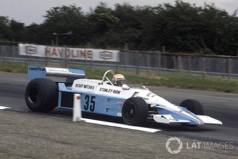 Guy Edwards, BRM P207