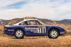 Porsche 959 Paris-Dakar
