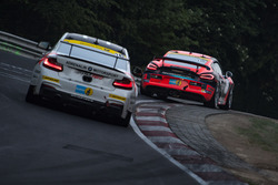 #236 Teichmann Racing Porsche Cayman: Daniel Bohr, Hendrik von Dannwitz, Thorsten Jung, Maik Rönnefarth