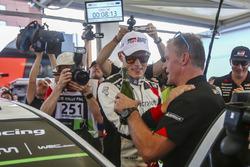 Winner Ott Tanak, Toyota Gazoo Racing, Tommi Makinen