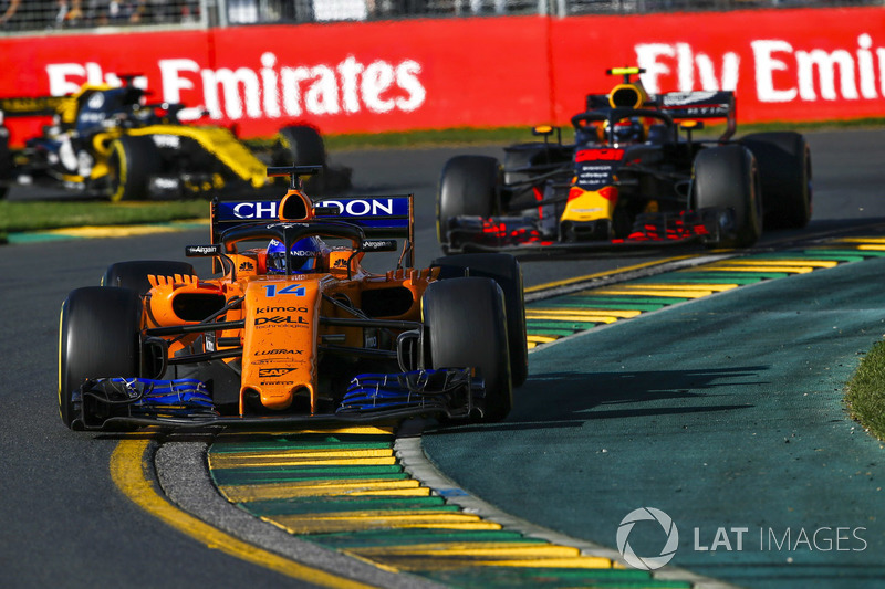 2018. Гран Прі Австралії