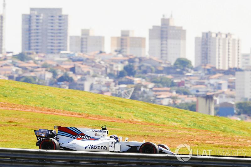 14. Lance Stroll, Williams FW40
