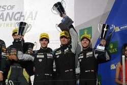 GTE Am Podyum: 3. Christian Ried, Matteo Cairoli, Marvin Dienst, Dempsey-Proton Racing