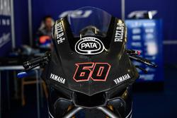 La Yamaha du team Crescent dans le détail