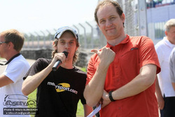 Сергей Беднарук и Александр Кабановский, Motorsport.com Россия
