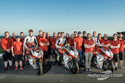 Presentation Team MV Agusta