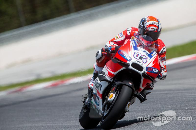 Andrea Dovizioso (Ducati): Startnummer 4